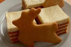 Lebkuchen-Schnitte