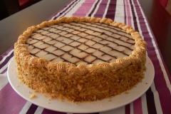 Eszterhazy-Walnuss-Torte