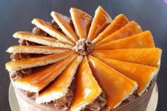 Ungarische-Dobos-Torte